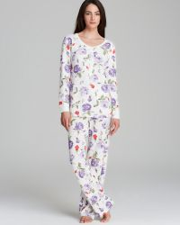 Carole Hochman - Vintage Rosebud Knit Pyjama Set - Lyst