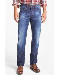 Diesel Larkee Straight Leg Jeans - Lyst