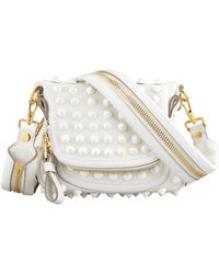 Tom Ford Jennifer Mini Studded Crossbody Bag  - Lyst