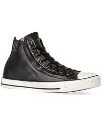 Converse The Chuck Taylor All Star Double Zip Sneaker - Lyst