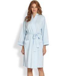 Cottonista - Cotton Kimono Robe - Lyst