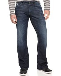 Guess Jeans, Falcon Bootcut, Obstruction Wash - Lyst
