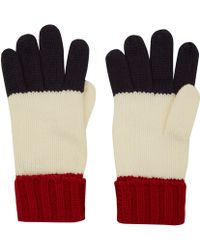 Penfield - Green Foxton Knitted Gloves - Lyst