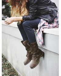 Vintage Shoe Company - Rayna Wrap Boot - Lyst