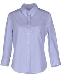 Boy by Band of Outsiders Shirt with 34length Sleeves - Lyst
