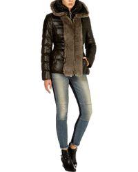 Karen Millen Signature Padded Jacket - Lyst