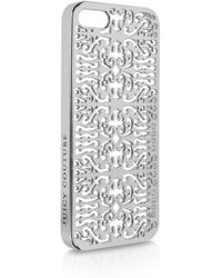 Juicy Couture - Baroque Scroll Iphone 5 Case - Lyst