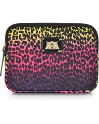 Juicy Couture - Ombre Leopard Print Ipad Mini Zip Around Case - Lyst