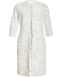 Giambattista Valli Lightweight Bouclã-tweed Coat - Lyst
