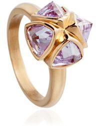 Katie Rowland - Salome Stud Ring - Lyst