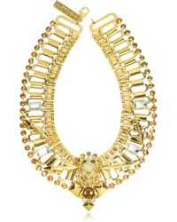 Philipp Plein - Imperial Crystals Necklace - Lyst