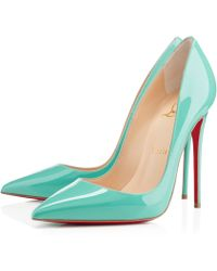 Christian Louboutin So Kate Patent - Lyst