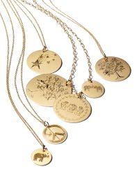 Emily & Ashley - Shooting Star Pendant Necklace - Lyst