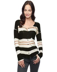Splendid Tribeca Stripe Shirt - Lyst
