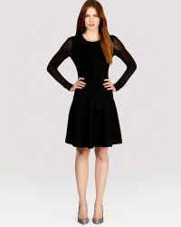Coast - Knit Dress Dorbeta - Lyst