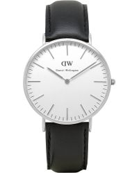 Daniel Wellington Classic Sheffield Watch black - Lyst