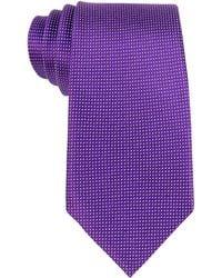 DKNY - Tobiki Silk Dot Tie - Lyst