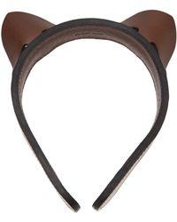 Fleet Ilya - Cat Ears Headband - Lyst