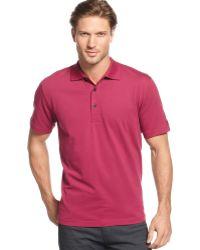 Hugo Boss Polo Shirt - Lyst