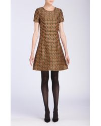 Maggy Frances Zoe Dress - Lyst