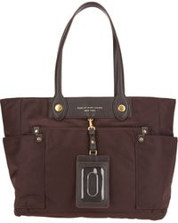 Marc By Marc Jacobs Preppy Nylon Elizababy Tote - Lyst