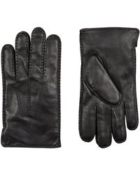 Polo Ralph Lauren - Cashmere Lined Leather Gloves - Lyst