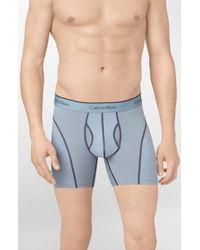 Calvin Klein Athletic Stretch Boxer Briefs - Lyst