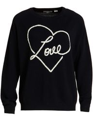 Chinti & Parker Cashmere Love Sweater - Lyst