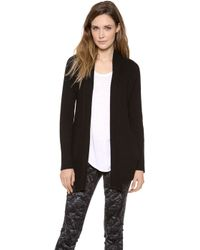 Helmut | Plush Wool Cardigan | Lyst