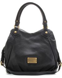 Marc By Marc Jacobs - Fran Texturedleather Tote - Lyst