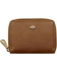 Mulberry - Tree Zip Around Purse - Lyst