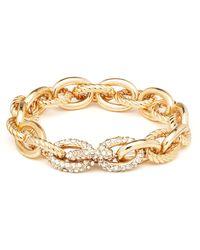 R.j. Graziano - Holiday Link Stretch Bracelet - Lyst