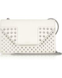 Saint Laurent Betty Small Leather Shoulder Bag - Lyst