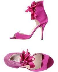 Fendi Sandals - Lyst