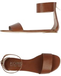 Kors by Michael Kors - Sandals - Lyst