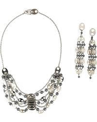 Paco Rabanne Jewelry Set - Lyst
