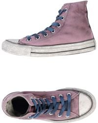 Converse High-Top Sneaker - Lyst