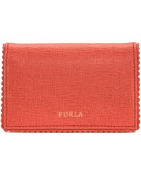 Furla Papermoon Business Card Holder - Lyst