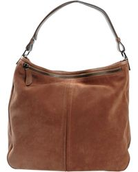 Lamarthe - Large Leather Bag - Lyst