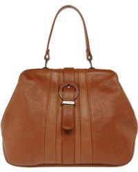 Lamarthe - Medium Leather Bag - Lyst