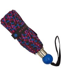 Marc By Marc Jacobs - Pink Isa Print Umbrella - Lyst