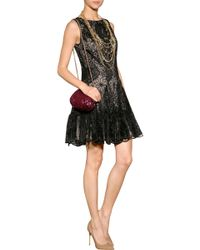 Anna Sui Lace Dress - Lyst