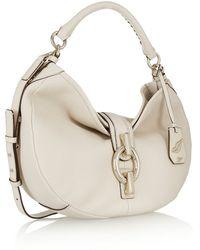 Diane von Furstenberg Sutra Hobo Small Texturedleather Bag - Lyst