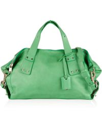 McQ by Alexander McQueen Stratford Leather Tote - Lyst