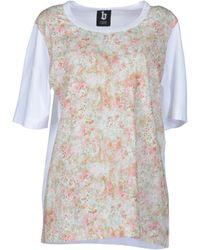 B Store Short Sleeve T-Shirt multicolor - Lyst