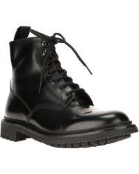 Church's Mcduff Boots - Lyst
