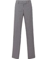 Kule - Kent Flat Front Trouser - Lyst