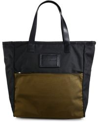 Marc By Marc Jacobs Nylon Colorblock Tote - Lyst