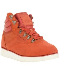 Reebok - Freestyle Hi Boot - Lyst