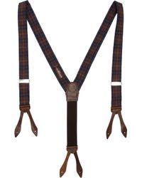 Alexander Olch - Plaid Suspenders - Lyst